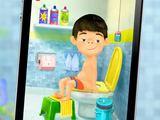 Arabus pakerėjo lietuvių sukurtas žaidimas, mokantis vaikus higienos